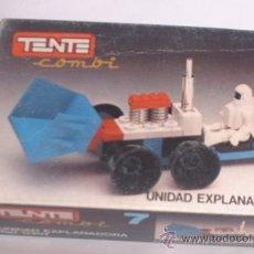 Juegos construcción - Tente: TENTE COMBI 7, UNIDAD EXPLANADORA, REF 0307, EN CAJA. CC. Lote 31006652