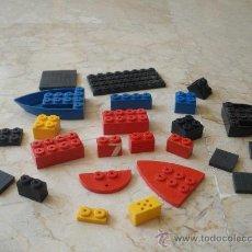 Juegos construcción - Tente: TENTE - LOTE 24 PIEZAS OLORES DIVERSAS DE TENTE, 111-1. Lote 31371514