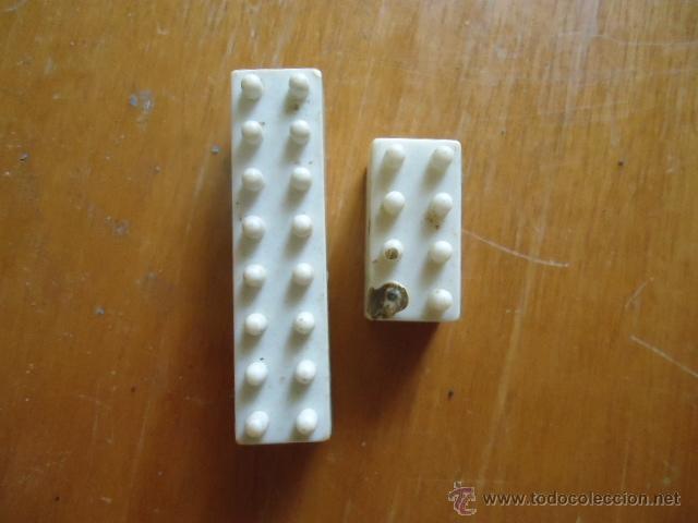 Juegos construcción - Tente: lote tente - raras piezas tente o similar, estado fotos - Foto 4 - 39853894
