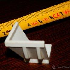 Juegos construcción - Tente: PIEZA TENTE EXIN BLANCO BLANCO ESQUINA ESCUADRA O SIMILAR. Lote 45005656