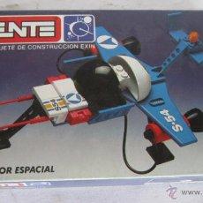 Juegos construcción - Tente: TENTE , INTERCEPTOR ESPACIAL, REF 0656, EN CAJA. CC. Lote 46068167