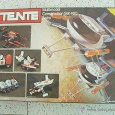 Juegos construcción - Tente: +MGRT+ TENTE ASTRO REFERENCIA 460 -- MULTIMODEL CONSTRUCTION SET. Lote 46612643
