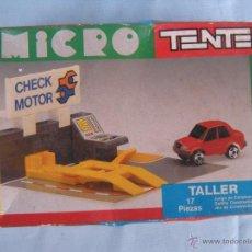 Juegos construcción - Tente: MICRO TENTE TALLER. Lote 49200220