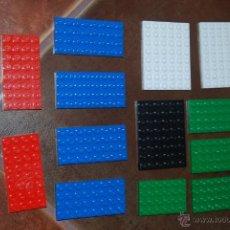 Juegos construcción - Tente: PLACAS PLANAS TENTE. OFERTA!!. Lote 49375602