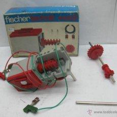 Juegos construcción - Tente: FISCHER TECHNIK REF: 8 - MOTOR 8 PARA PIEZAS DE CONSTRUCCIÓN 6 VOLTIOS FABRICADO EN ALEMANIA. Lote 50245263