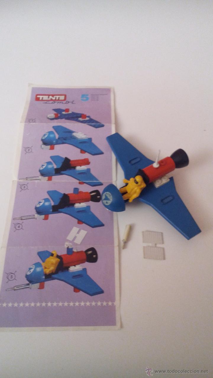 TENTE COMBI 5 (Juguetes - Construcción - Tente)