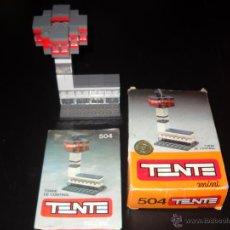 Juegos construcción - Tente: TENTE MINI TORRE DE CONTROL,AÑOS 80.. Lote 50674239