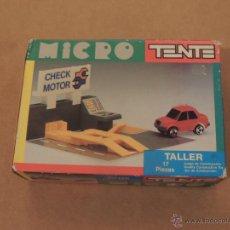Juegos construcción - Tente: MICRO TENTE TALLER. Lote 51253475