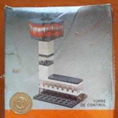 Juegos construcción - Tente: TENTE MINI TORRE DE CONTROL. REFERENCIA 504 DEL AÑO 1975. . Lote 52614939