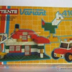 Juegos construcción - Tente: TENTE VARIANT REF 410, 77 PIEZAS, EN CAJA. CC. Lote 52645690