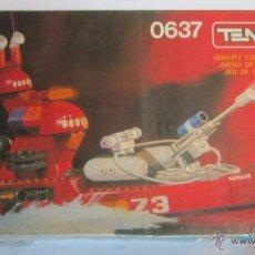 Juegos construcción - Tente: TENTE LASER X, 161 PIEZAS REF 637, EN CAJA. CC. Lote 52975106