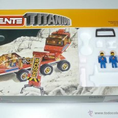 Juegos construcción - Tente: TENTE TITANIUM RESCATOR.. Lote 53135466