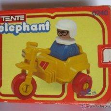 Juegos construcción - Tente: TENTE ELEPHANT REF 0240, EN CAJA. CC. Lote 54090121