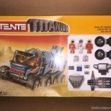 Juegos construcción - Tente: CAJA DE TENTE TITANIUM NUEVA SIN USO. Lote 108000396