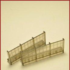 Juegos construcción - Tente: TENTE - VALLA PANEL BARRERA CIERRE X2. Lote 56515638