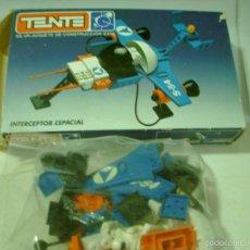 Juegos construcción - Tente: TENTE EXIN CAJA INTERCEPTOR ESPACIAL REF 0656. Lote 56923367