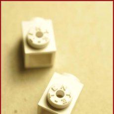 Juegos construcción - Tente: TENTE UNBOXING 1 - 1 X 1 X 1 LATERAL BLANCO X2. Lote 57640878