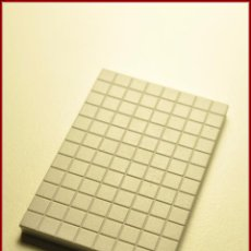 Juegos construcción - Tente: TENTE UNBOXING 2 - 6 X 4 X 0 CUADRICULADO GRIS CLARO. Lote 57683430