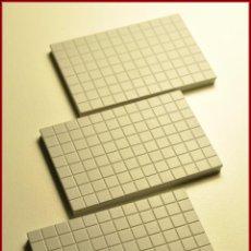 Juegos construcción - Tente: TENTE UNBOXING 2 - 6 X 4 X 0 CUADRICULADO GRIS CLARO X3. Lote 57683447