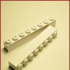 Juegos construcción - Tente: TENTE UNBOXING 2 - 8 X 1 X 1 BLANCO X2. Lote 57683482