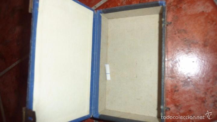 Juegos construcción - Tente: caja carton prensado remaches de cerradura tente astro centro movil de control ref 0651 . - Foto 2 - 58099736