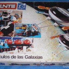 Juegos construcción - Tente: TENTE LOS VEHICULOS DE LAS GALAXIAS COMPLETO. Lote 58545134