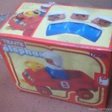 Tente Elephant 0226, caja cerrada