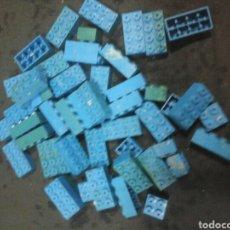 Juegos construcción - Tente: LOTE PIEZAS TENTE AZUL. Lote 62470027