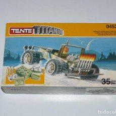 Juegos construcción - Tente: TENTE TITANIUM 0452 EXPLORION. Lote 68452341