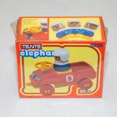 Juegos construcción - Tente: TENTE ELEPHANT * RETRACTILADO * 0226. Lote 70085017