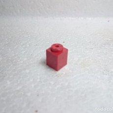 Juegos construcción - Tente: ROJO JACENA 1X1- TENTE. Lote 163793104