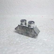 Juegos construcción - Tente: PLATEADO MOTOR ALFA - TENTE. Lote 75136487