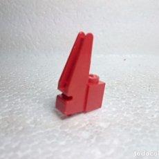 Juegos construcción - Tente: ROJO GRUA BASE - TENTE. Lote 129005898