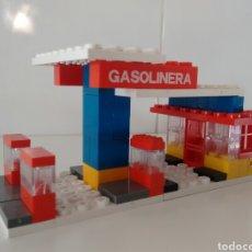 Juegos construcción - Tente: TENTE GASOLINERA. Lote 75468489