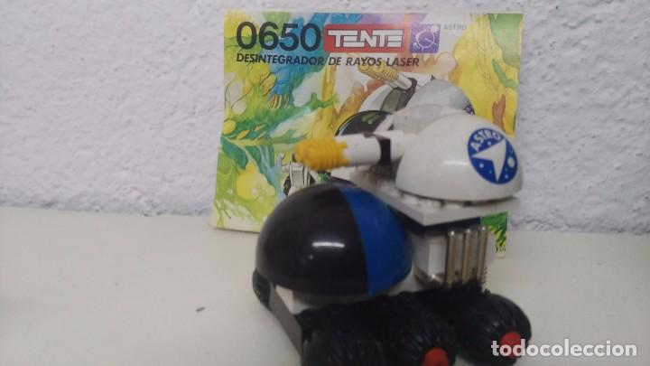 TENTE EXIN DESINTEGRADOR DE RAYOS LASER REF: 0650 (Juguetes - Construcción - Tente)