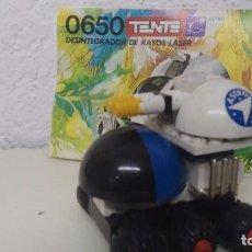 Juegos construcción - Tente: TENTE EXIN DESINTEGRADOR DE RAYOS LASER REF: 0650. Lote 76242363