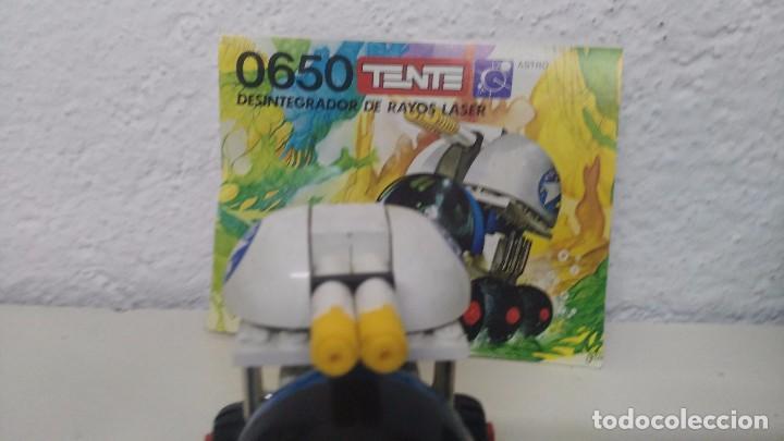 Juegos construcción - Tente: tente exin desintegrador de rayos laser ref: 0650 - Foto 3 - 76242363