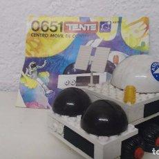 Juegos construcción - Tente: TENTE EXIN CENTRO MOVIL DE CONTROL REF:. Lote 76242935