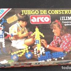 Jogos construção - Tente: JUEGO DE CONSTRUCCION AÑOS 80 ARCO 300 PIEZAS NUEVO A ESTRENAR. Lote 80612598