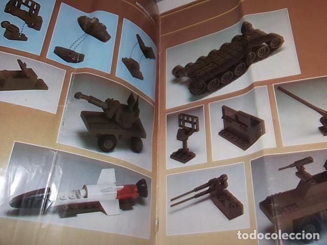 Juegos construcción - Tente: TENTE SCORPION 0543 - SCORPIONES DE ACERO - INSTRUCCIONES - Foto 4 - 80760354
