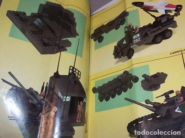 Juegos construcción - Tente: TENTE SCORPION 0543 - SCORPIONES DE ACERO - INSTRUCCIONES - Foto 6 - 80760354