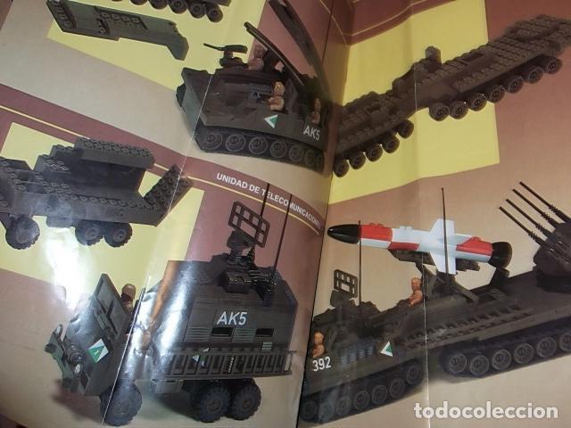 Juegos construcción - Tente: TENTE SCORPION 0543 - SCORPIONES DE ACERO - INSTRUCCIONES - Foto 7 - 80760354