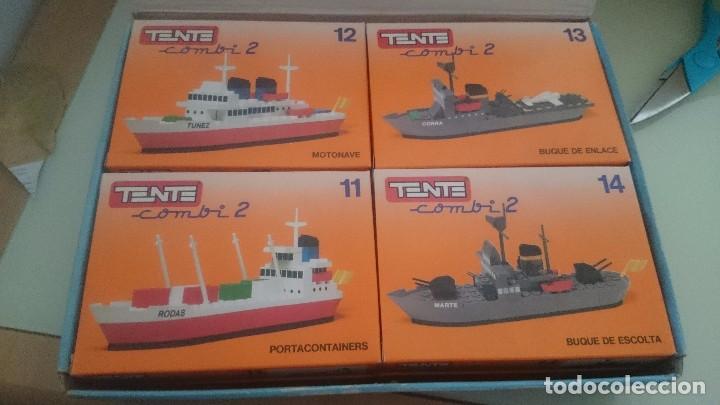 Juegos construcción - Tente: Tente combi exin, caja expositor - Foto 6 - 81135492