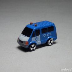 Juegos construcción - Tente: TENTE MICRO COCHE POLICIA. Lote 133563447