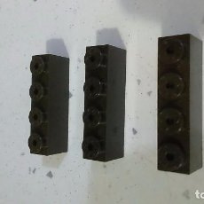 Juegos construcción - Tente: TENTE - 4 X 1 X 1 CAQUI SCORPION ESCORPION. Lote 195018357