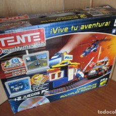 Juegos construcción - Tente: TENTE MULTIMEDIA DE BORRAS (COMPLETO). Lote 85422908