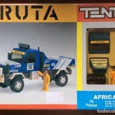 Juegos construcción - Tente: TENTE EXIN RUTA AFRICA . Lote 86399888