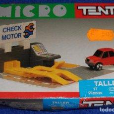 Juegos construcción - Tente: TALLER - MICRO TENTE. Lote 87467960