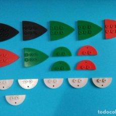 Juegos construcción - Tente: TENTE DESPIECE BARCO. Lote 89551760