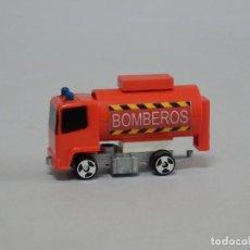 Juegos construcción - Tente: TENTE MICRO CAMIÓN BOMBEROS CISTERNA. Lote 263550015